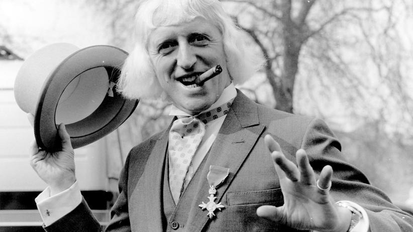 Jimmy Savile: Der verstorbene BBC-Moderator Jimmy Savile (Archivbild von 1972)