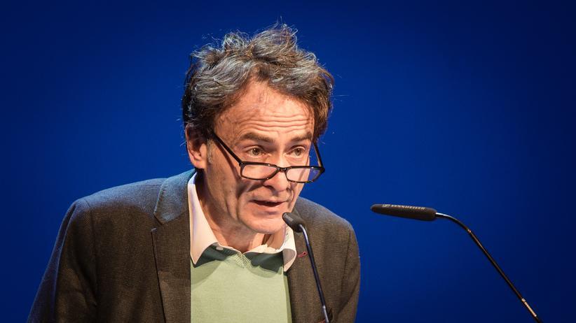 Dresdner Rede: Giovanni di Lorenzo, Chefredakteur der ZEIT, spricht am 28. Februar im Schauspielhaus Dresden.
