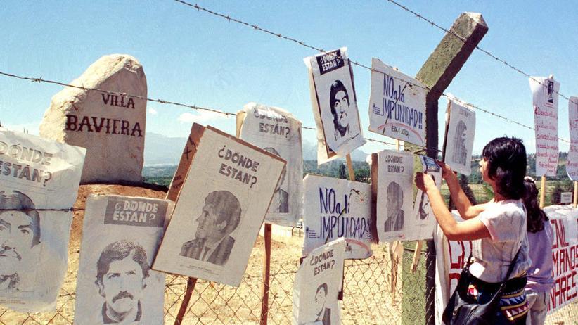 Colonia Dignidad: Das Auswärtige Amt und die Diktaturen