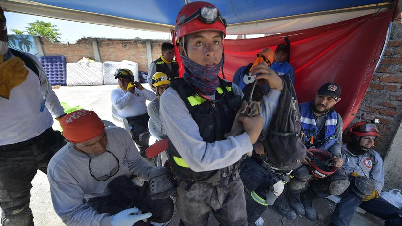 Ecuador: Die Katastrophe nach dem Beben