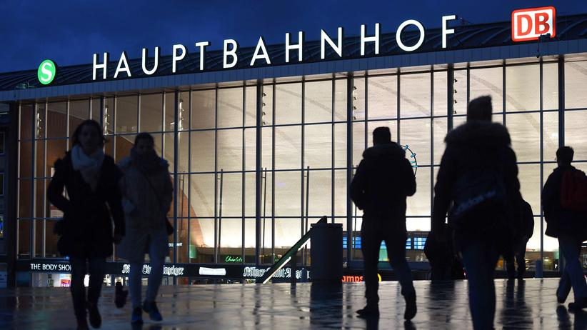 Sexuelle Übergriffe: Der Kölner Hauptbahnhof Anfang Januar
