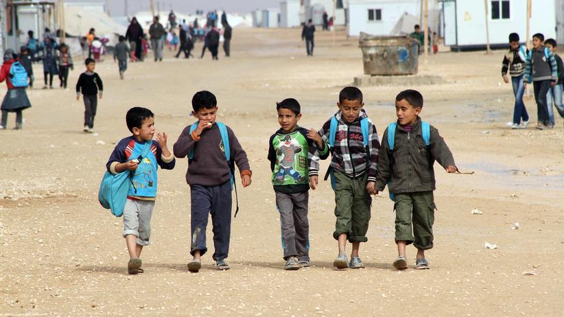 Weltbank: Milliardenhilfen zur Aufnahme von Syrien-Flüchtlingen