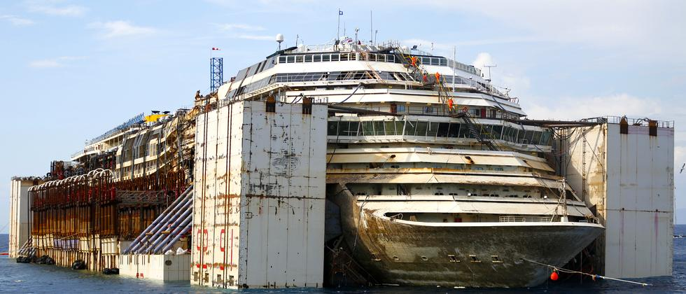 Costa Concordia Francesco Schettino