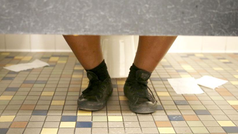 Transgender Schüler Toiletten