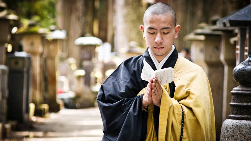 Beten: Anmut durch Demut