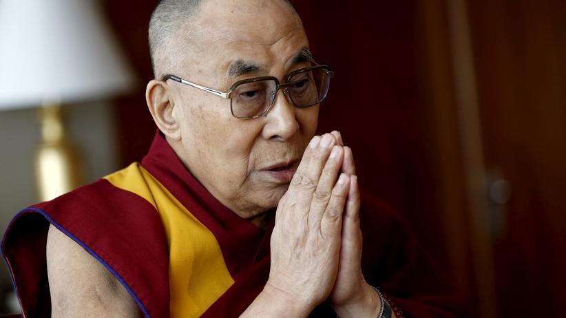 Dalai Lama: Das geistige Oberhaupt der Tibeter, der Dalai Lama