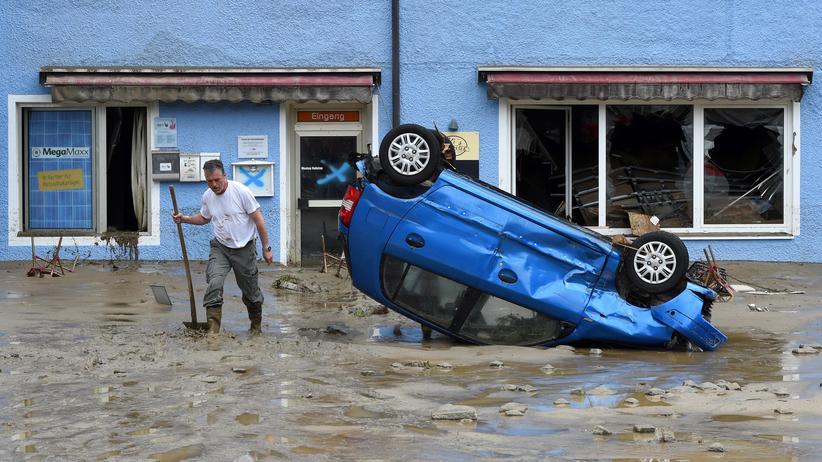 Unwetter: Ist das jetzt der Klimawandel?