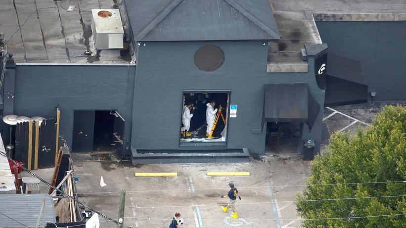 Orlando Nachtclub Täter