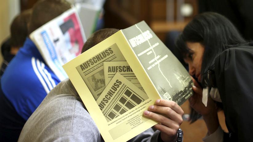 Köln: Bewährungsstrafen für russische EM-Hooligans