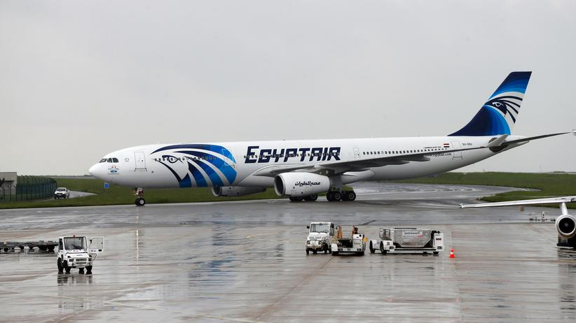 Egyptair Absturz