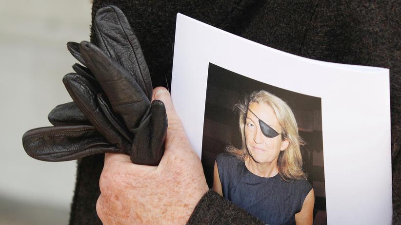 Marie Colvin Krisenreporterin Syrien