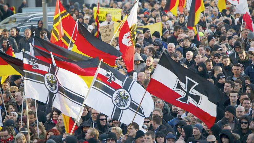 Pegida Website