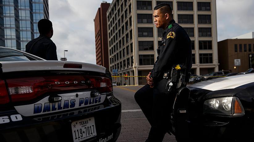 Dallas: Gewalt statt Gerechtigkeit