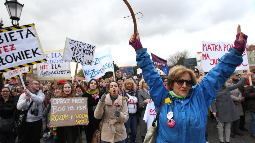 Abtreibung: Letzter Ausweg Deutschland