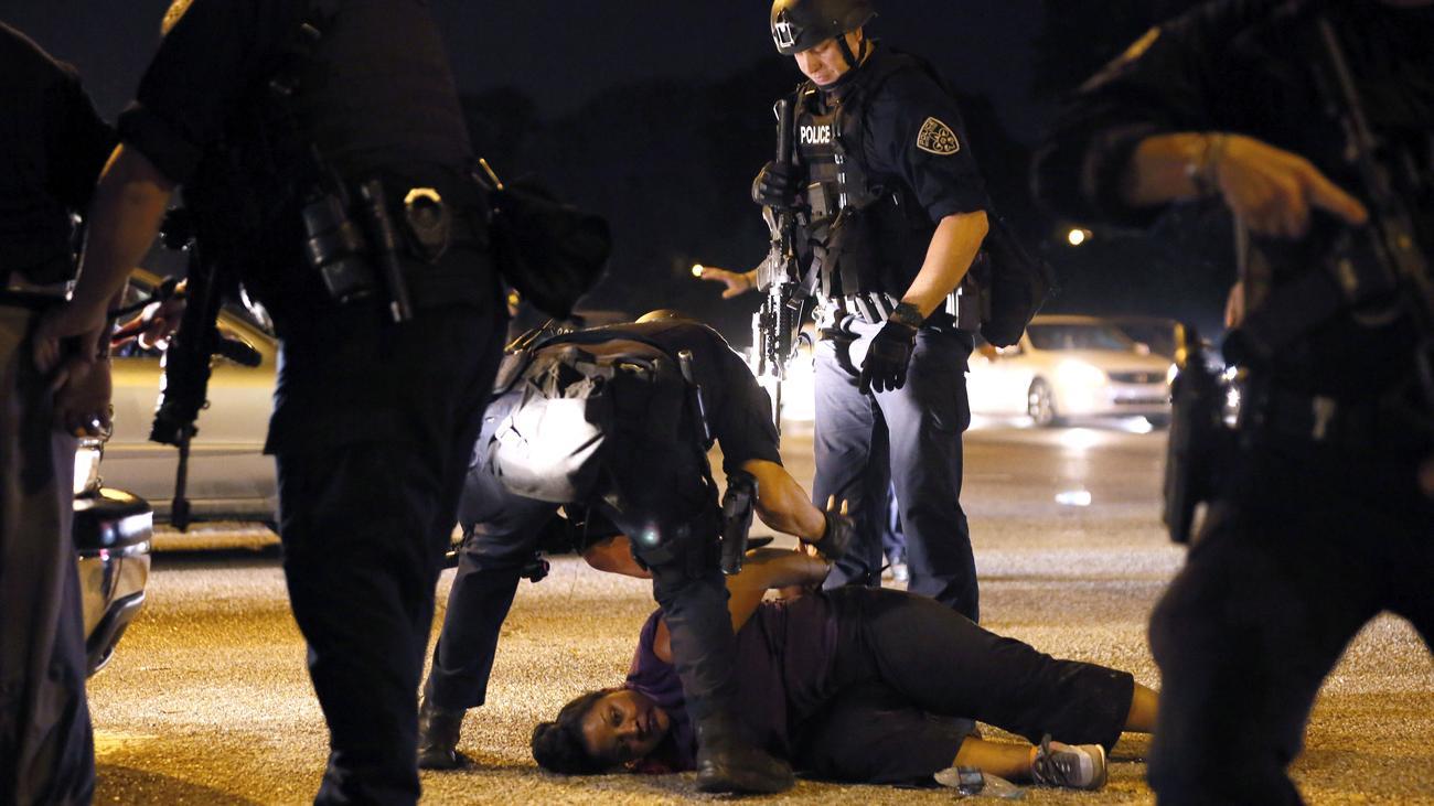 Polizeigewalt Usa Minneapolis