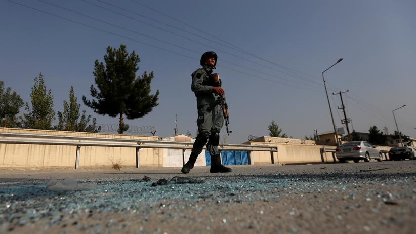 afghanistan, kabul, universitaet