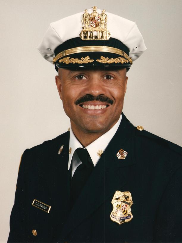 Polizei in Baltimore