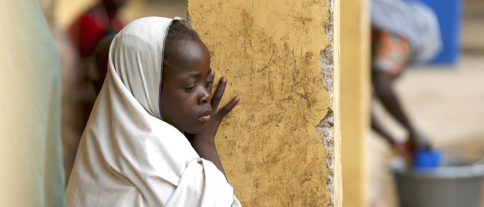 Boko Haram Kinder Flüchtlinge