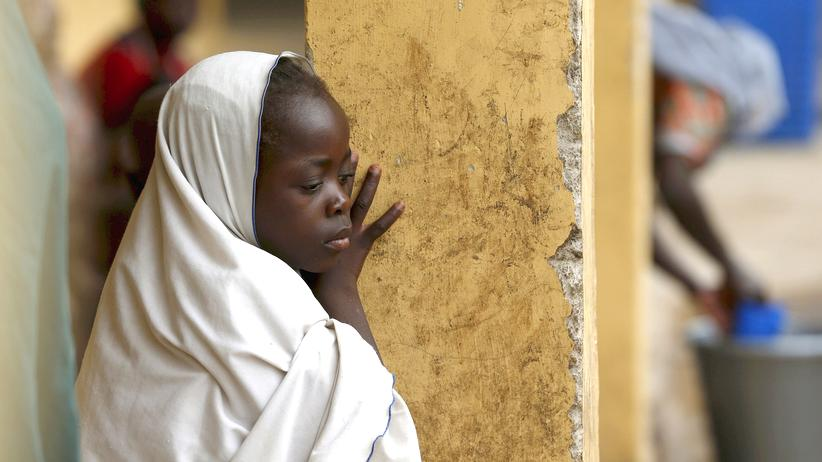 Nigeria: 1,4 Millionen Kinder sind in Nigeria laut Unicef auf der Flucht vor Bokom Haram.