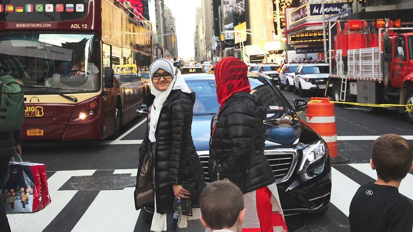 Muslime in den USA: Glauben, wählen, hoffen