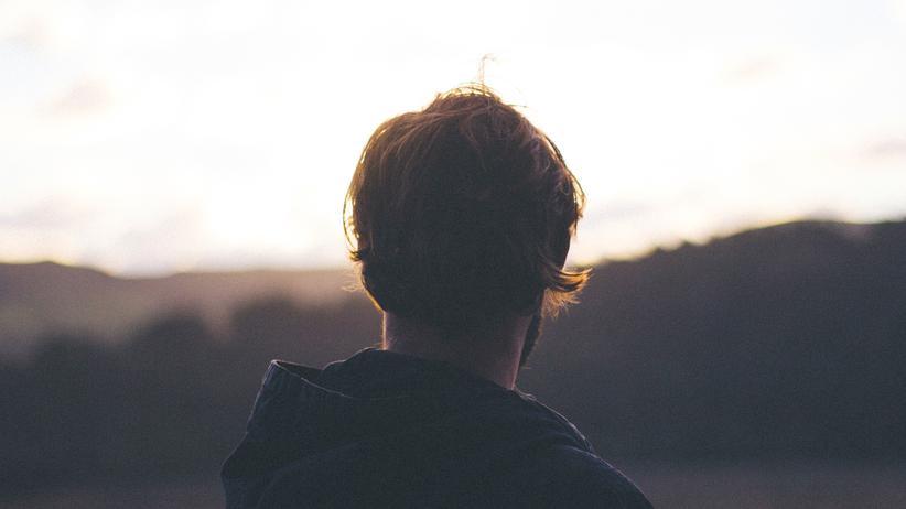 Psychische Krankheit Hinterkopf