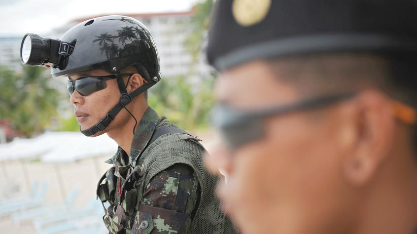 Hua Hin: Tote und Verletzte bei Explosionen in Thailand