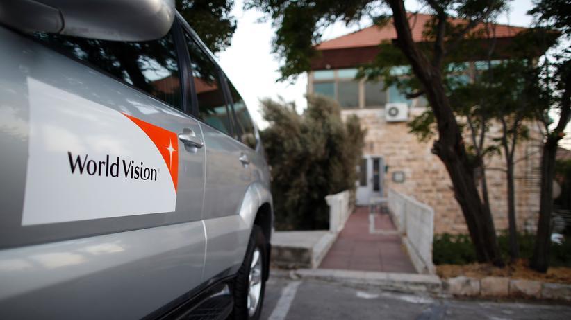 Das Büro der Hilfsorganisation World Vision in Ost-Jerusalem