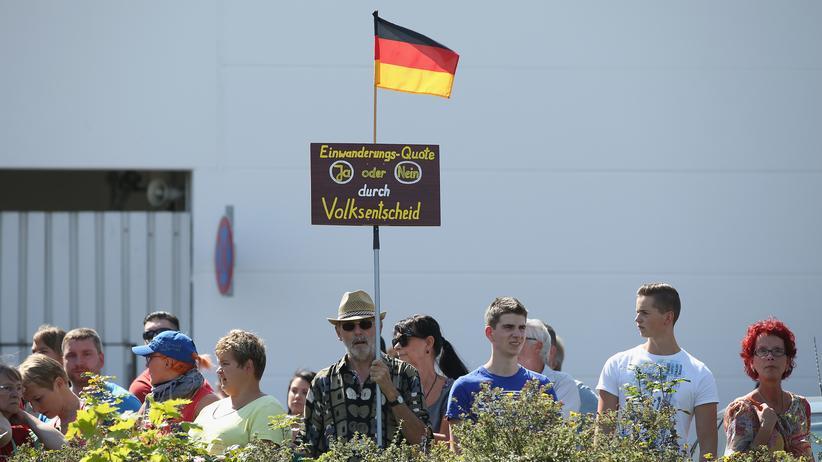Ostdeutschland: Im Teufelskreis des Rassismus