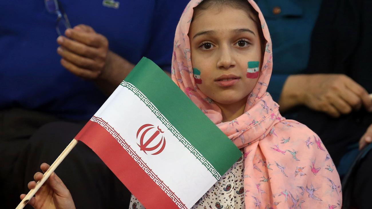 iran fussball