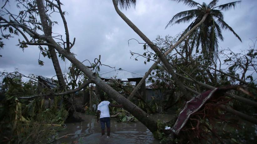 Hurrikan Matthew: Mehrere Tote durch Hurrikan in Haiti