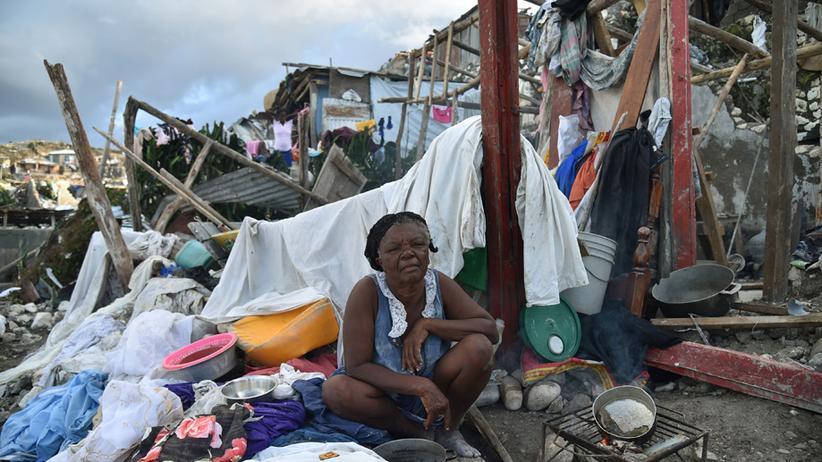 Haiti: Hurrikan Matthew raubte den Ärmsten alles