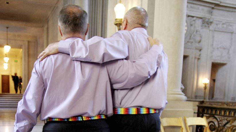 Homosexualität Schwulenheiler