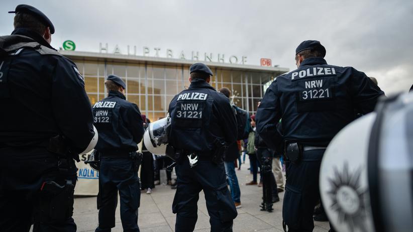 Köln: Polizei war in Silvesternacht völlig überrascht