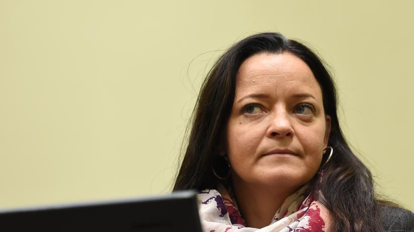 NSU-Prozess: Beate Zschäpe kündigt Erklärung zum Fall Peggy an
