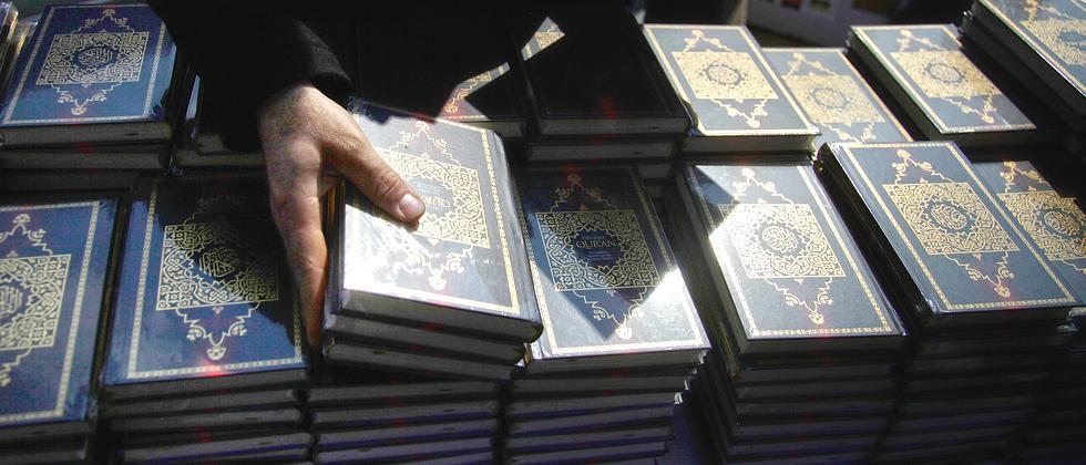 die-wahre-religion-islam-salafisten-koran-verteilung