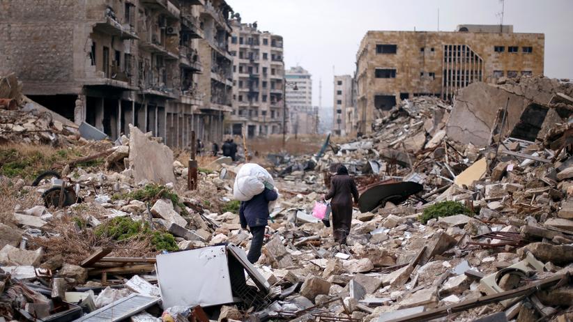 Syrien: Evakuierung von Ost-Aleppo wird fortgesetzt