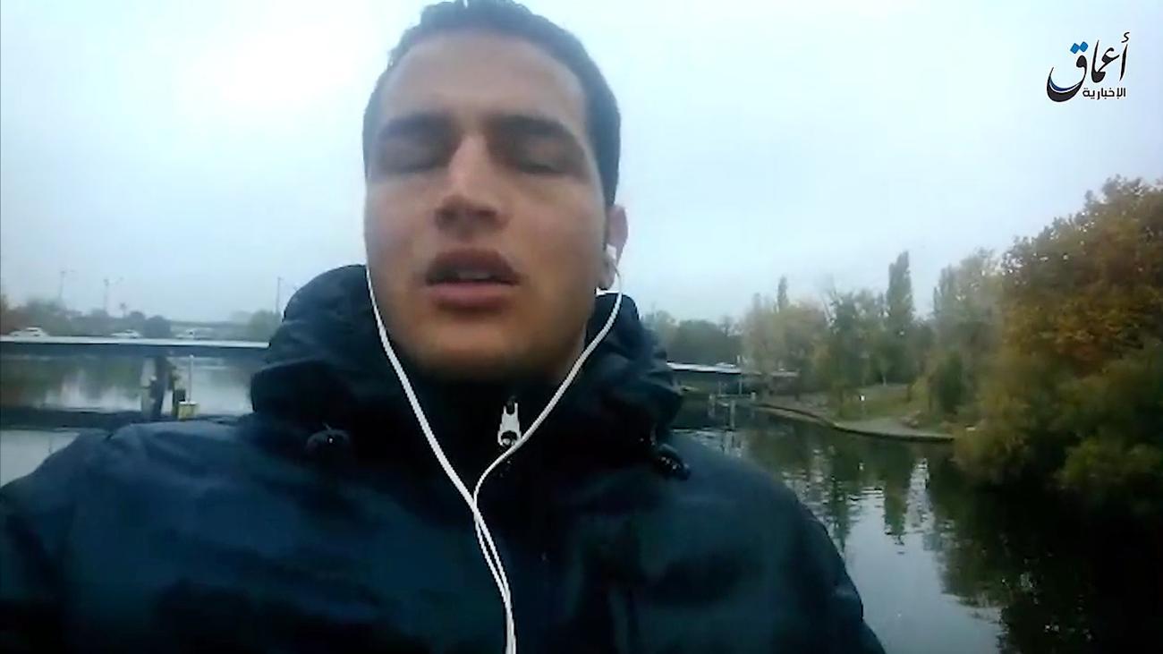 Video Anis Amri