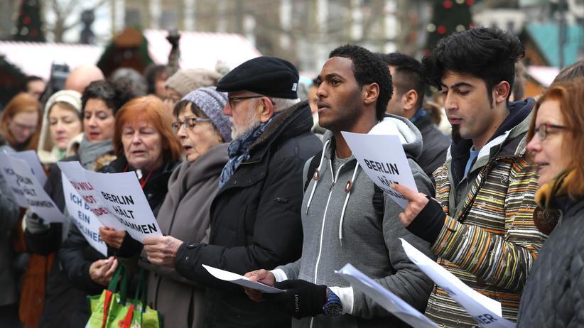 Terror in Berlin: Oh nein, mein Berlin!