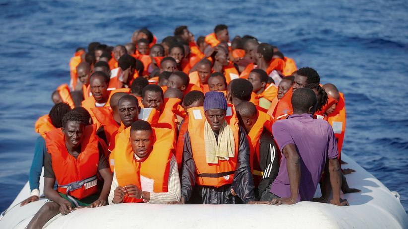Italien : Nie kamen mehr Flüchtlinge über das Mittelmeer