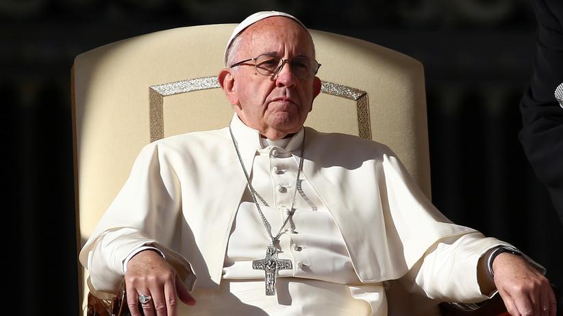 Papst: Papst Franziskus kritisiert die Skandal-Berichterstattung in den Medien.