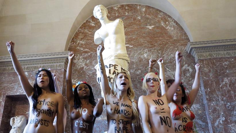Feminismus: Die Frau als Objekt