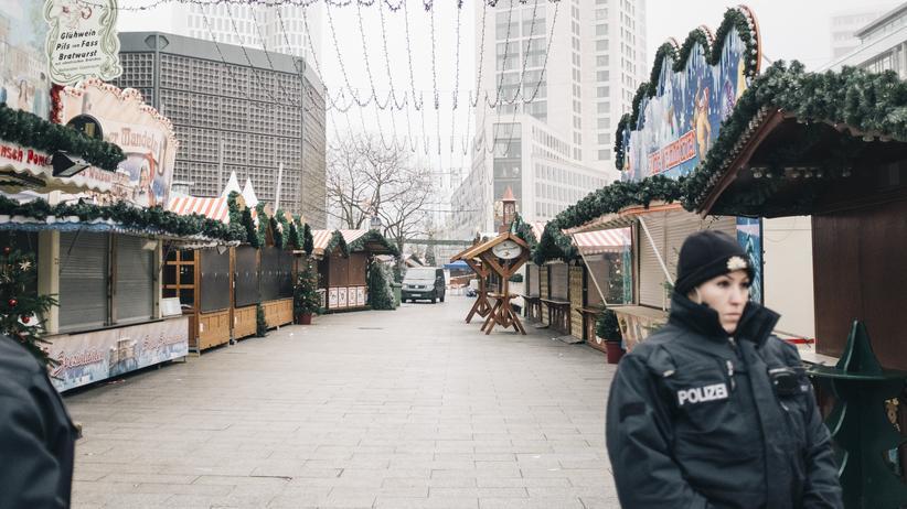Mutmaßlicher Anschlag am Breitscheidplatz: Der Breitscheidplatz in Berlin
