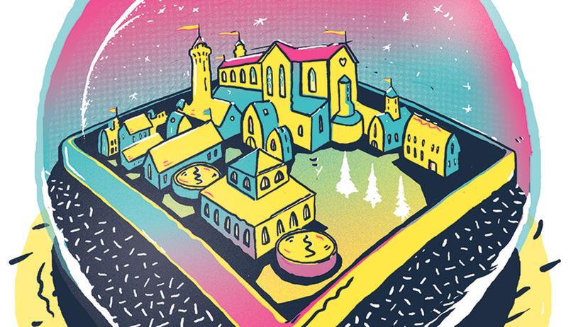 Campus Galli: Ein Kloster ohne Gott