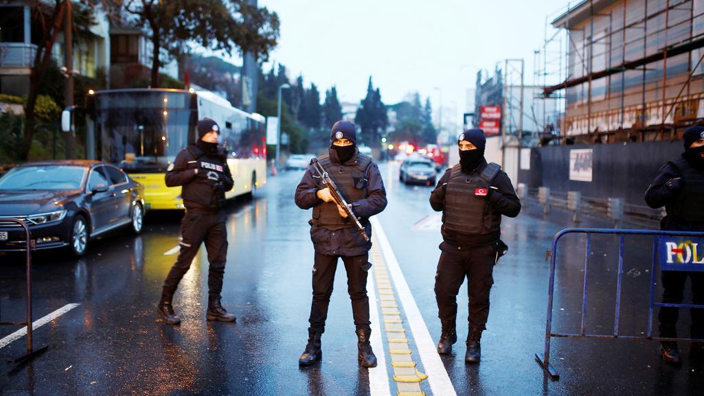 Türkei: Tote und Verletzte bei Angriff auf Nachtclub in Istanbul
