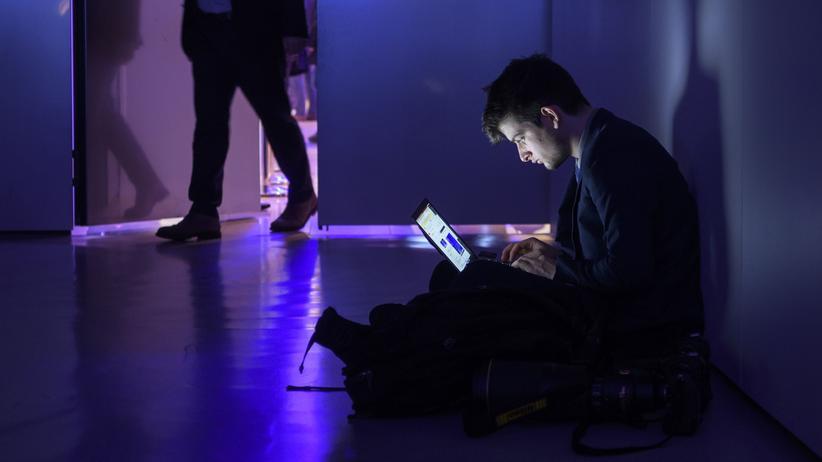 Digitalisierung: Am Rande des Weltwirtschaftsforums in Davos
