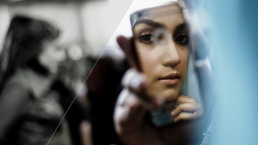 Sexualität im Islam: Ein Model bei einer Fashionshow in Kuala Lumpur