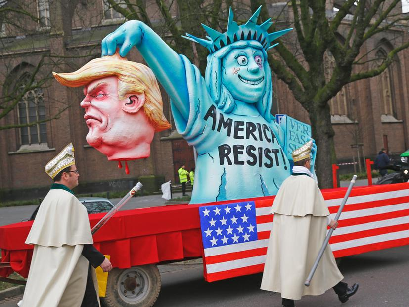 Trump Karneval