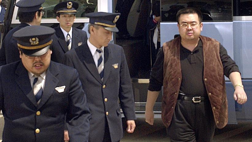 Malaysia: Dieses Foto von 2001 soll den inzwischen getöteten Halbbruder von Kim Jong Un, Kim Jong Nam, zeigen