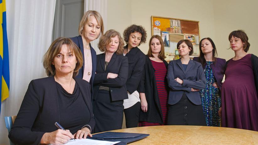 Schweden Feminismus Klimaabkommen