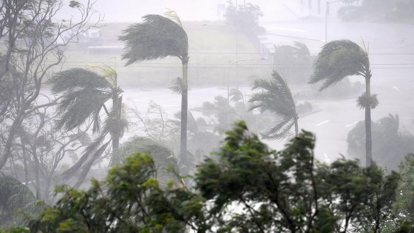 Australien: Zyklon Debbie verwüstet Queensland